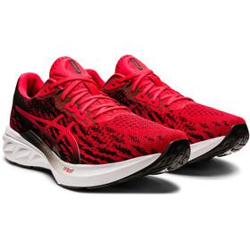 asics Dynablast Shoes Men electric red/black